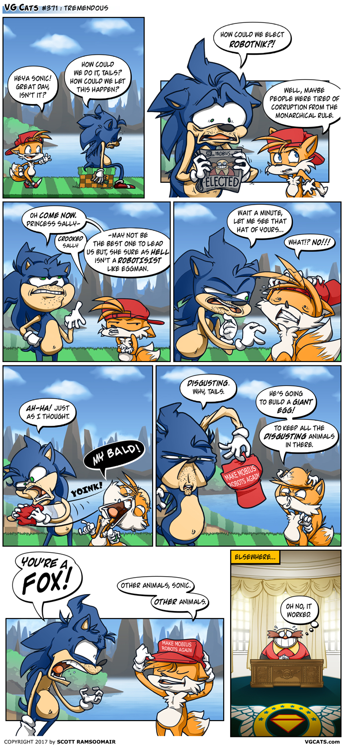 VG Cats: Another Brilliant Video Game Webcomic